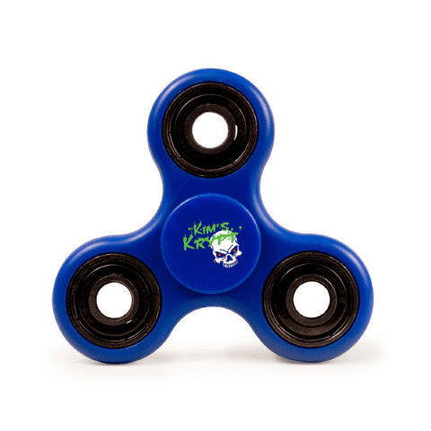 Krypt blue spinner