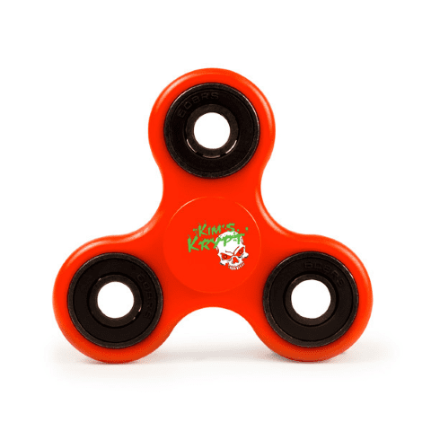 Krypt red spinner