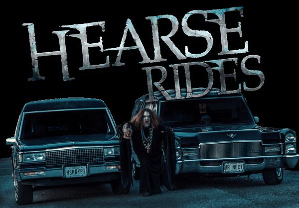 Hearse Rides