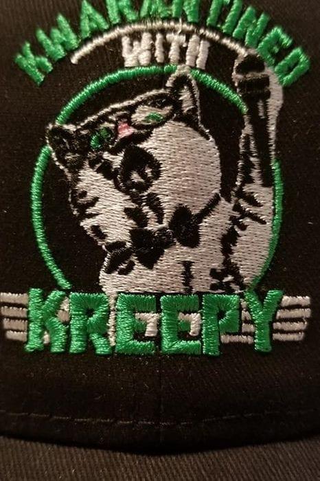 Kreepy Hat close