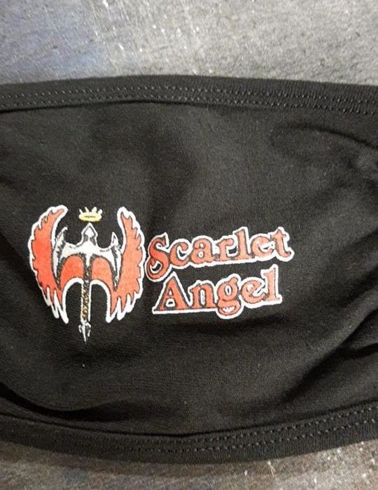 Scarlet Angel mask alone